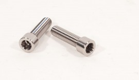 PROFILE SOCKET HEAD (ALLEN) TI HUB BOLT (Singles)