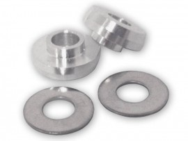 "BULLY 14mm TO 3/8"" (10MM) HUB AXLE ADAPTER KIT"