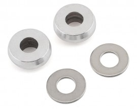 """BULLY 14mm to 3/8"""" (10MM) HUB AXLE ADAPTER KIT"""