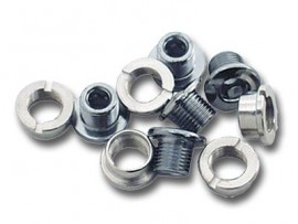 MCS STEEL CHAINRING BOLTS