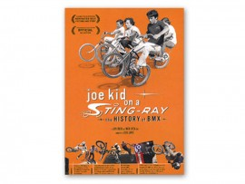 Joe Kid On A Stingray DVD