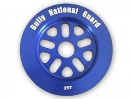 BULLY NATIONAL GUARD 25T SPROCKET