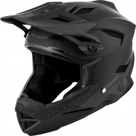 FLY RACING DEFAULT HELMET MATTE BLACK/GREY