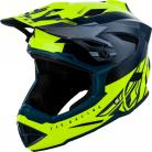 FLY RACING DEFAULT HELMET TEAL/HI-VIS