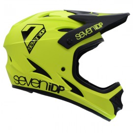 2020 SEVEN IDP HELMET MATT ACID YELLOW/BLACK