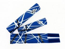 FLITE VAN HALEN BLUE PADSET BLUE/BLACK/WHITE