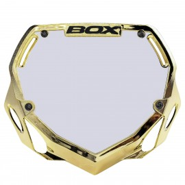 BOX TWO PRO NUMBER PLATE CHROME COLORS