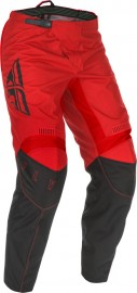 FLY RACING F-16 PANTS RED/BLACK