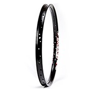 "ALIENATION DEVIANT FRONT 20x1.75"" 36H RIM BLACK"