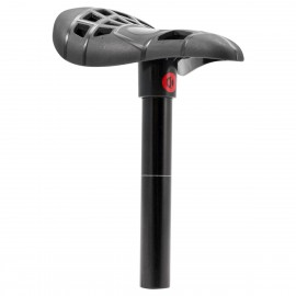 BOX TWO ALLOY POST 22.2mm MINI SEAT BLACK