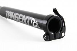 TANGENT 27.2mm SEATPOST EXTENDER BLACK