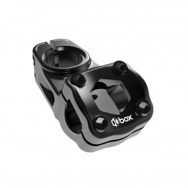 BOX TWO TOP LOAD PRO 22.2mm Ø STEM BLACK - 53mm