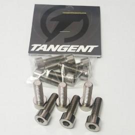 TANGENT BMX PRO STEM TI BOLT KIT (6/set)