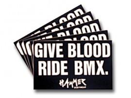 HAMMER Give Blood BMX