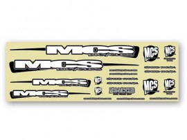 MCS Speed Freak Decal Sheet