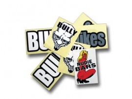 BULLY Sticker 5/Pack
