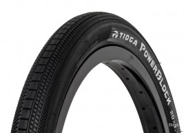 TIOGA POWERBLOCK WIRE TIRE BLACK