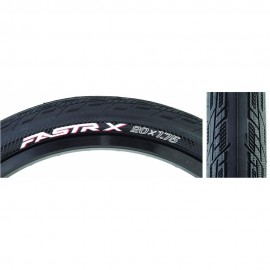 TIOGA FASTR-X WIRE TIRE BLACK