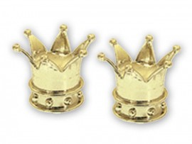 TRIK TOPZ CROWN VALVE CAPS (PAIR)